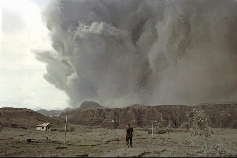 Image: Mount Pinatubo