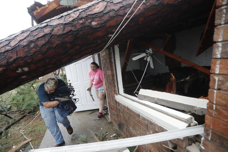 Image: Panama City Hurricane Michael