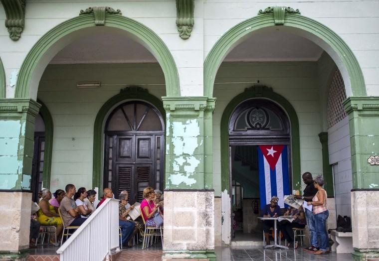 Image: Cuba constitutional reform