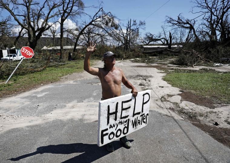 Image: Hurricane Michael Springfield Florida