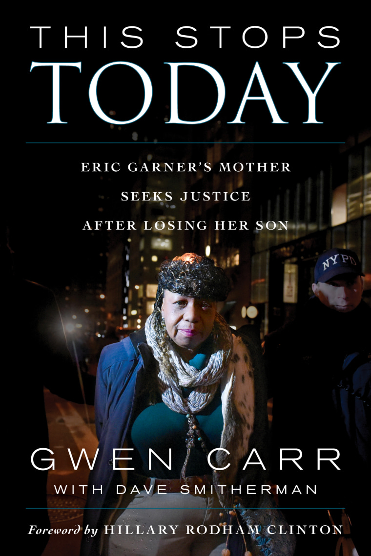 Image: Gwen Carr Book jacket