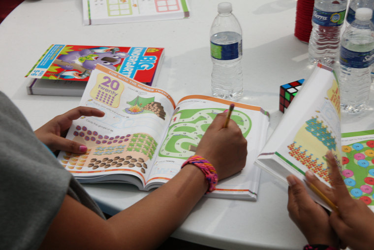 Minors in the program receive educational services from teachers under the over site of an experienced senior public school administrator using textbooks and workbooks.