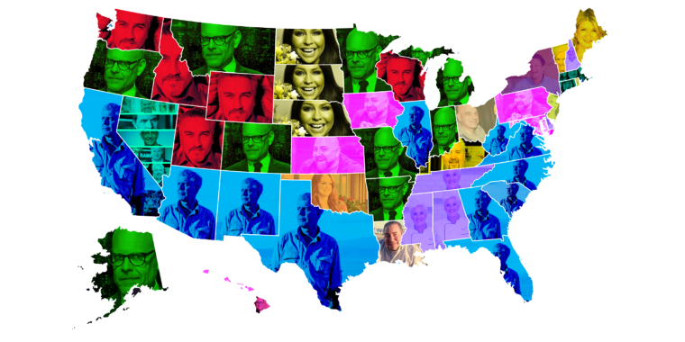 The top celebrity chef in your state.
