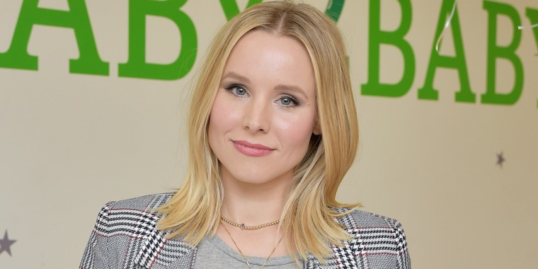 Kirsten Bell thinks princesses teach her daughters bad lessons