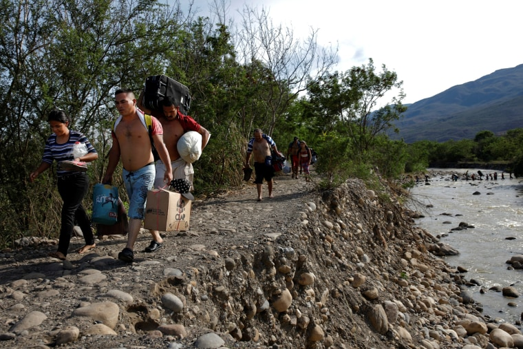 Venezuela will be world's worst refugee crisis in 2020 — and most underfunded in modern history