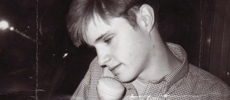 Matthew Shepard in 1995.