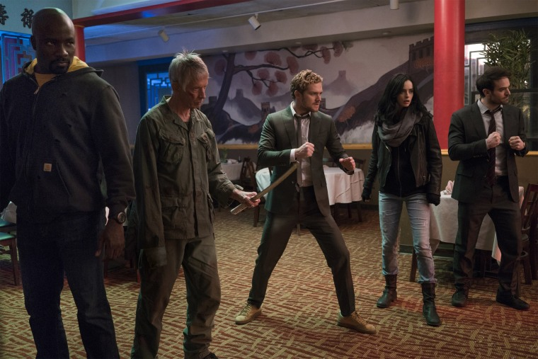 Image: Marvel's Defenders
