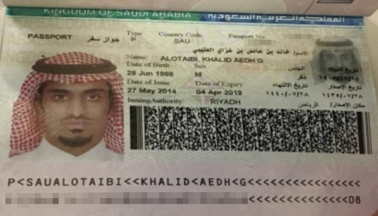 Image: Saudi Passport via NCX