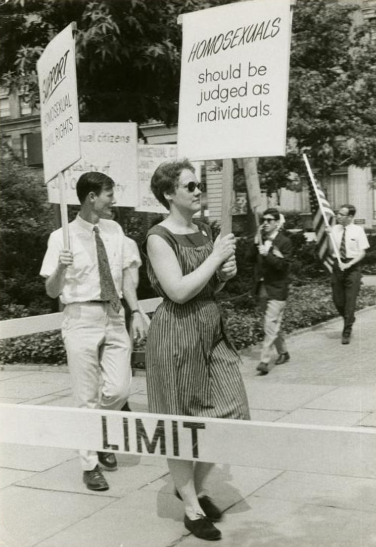 Gay Liberation Front was the very first LGBTQ activist organization