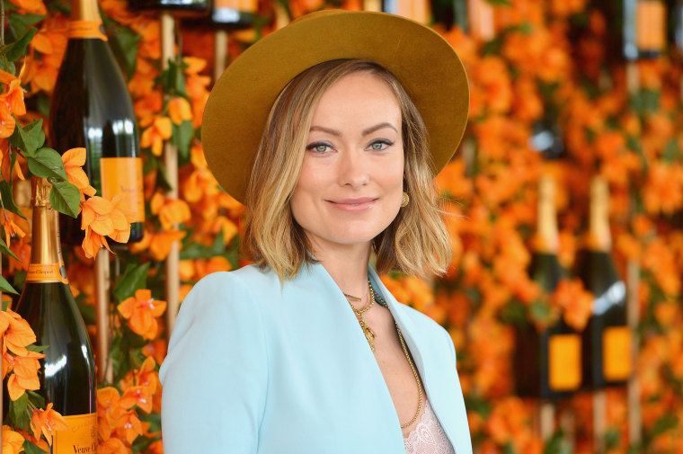Olivia Wilde: How I'm raising my son to be a feminist — and