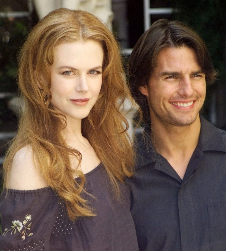 Nicole Kidman explains why she rarely speaks about Tom Cruise marriage
