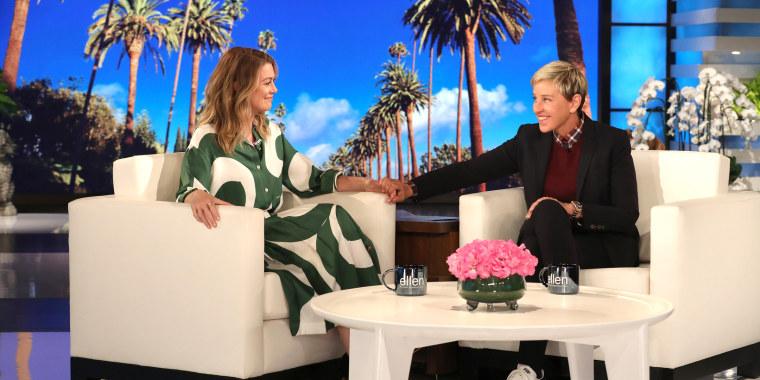 Ellen Pompeo on Ellen