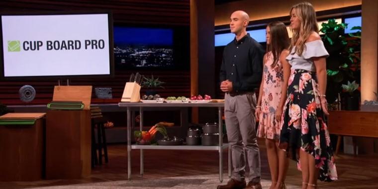 Siblings tribute to 9/11 dad on Shark Tank brings tears