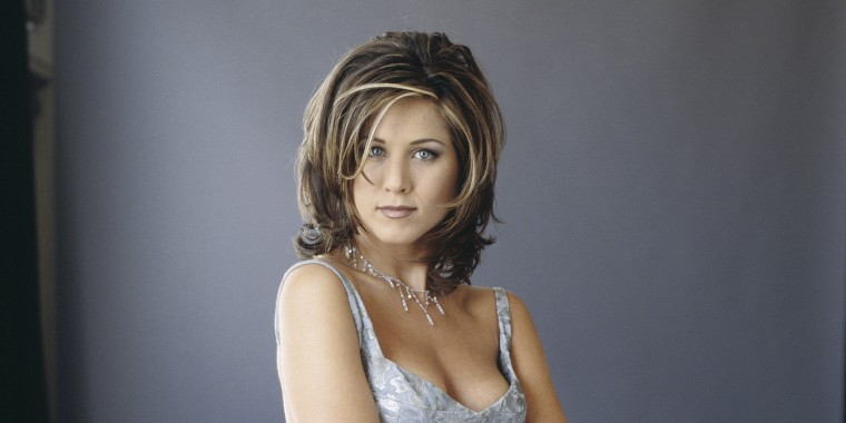 Jennifer Aniston had trouble creating 'The Rachel' haircut.