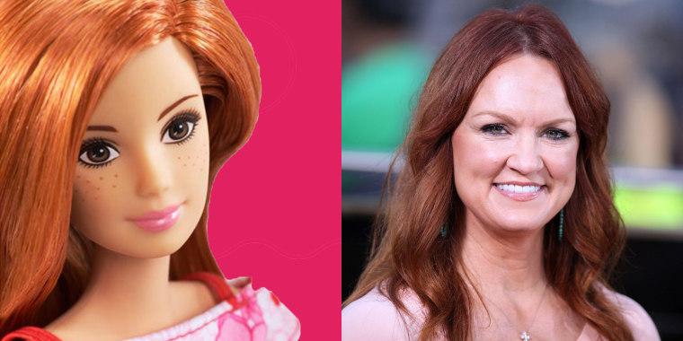 Ree Drummond's Barbie