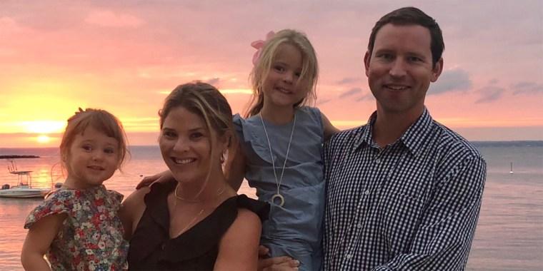 Jenna Bush Hager family