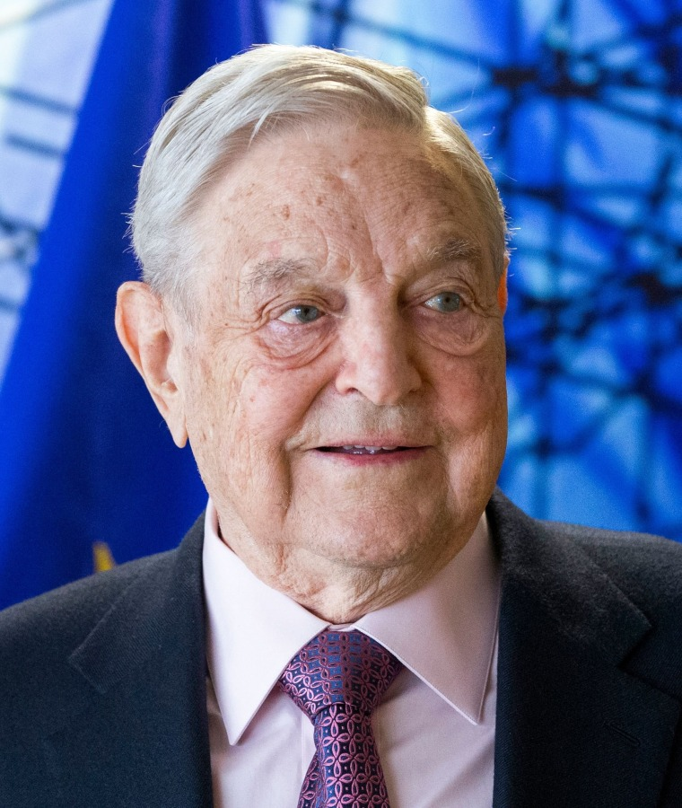 Image: George Soros has clashed with Hungary's government.
