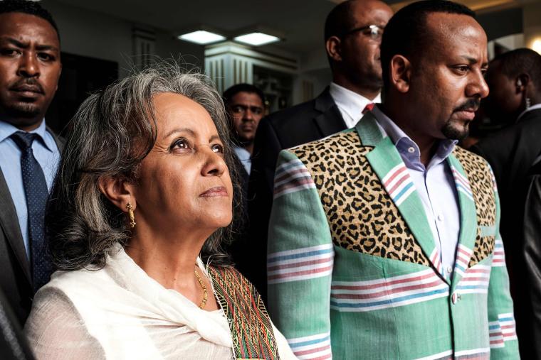 Image: TOPSHOT-ETHIOPIA-POLITICS-GENDER
