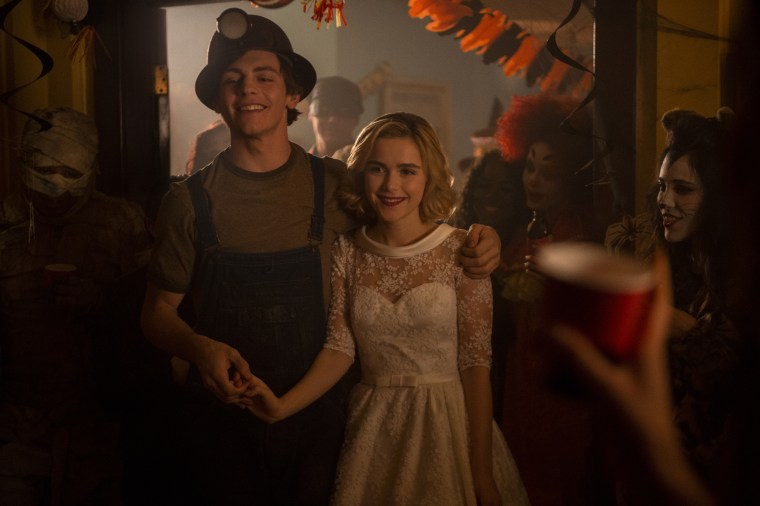 Netflix's 'Chilling Adventures of Sabrina' is more like