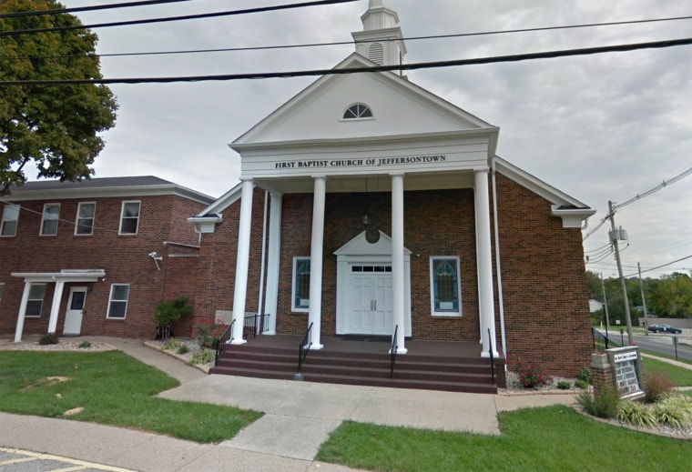 Image: First Baptist Church of Jeffersontown