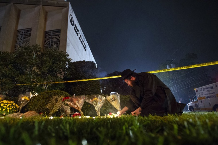 Image: Tree of Life Synagogue shooting