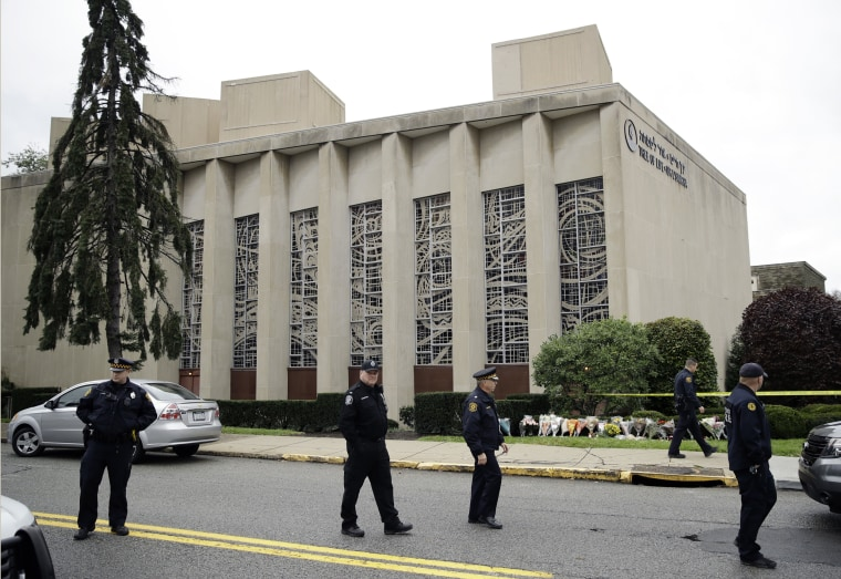 Image: Tree of Life synagogue