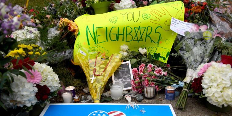 Pittsburgh shooting was in Mister Rogers' neighorhood