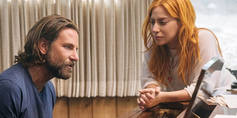 """In \""""A Star is Born,\"""" Bradley Cooper plays musician Jackson Maine who suffers from tinnitus."""