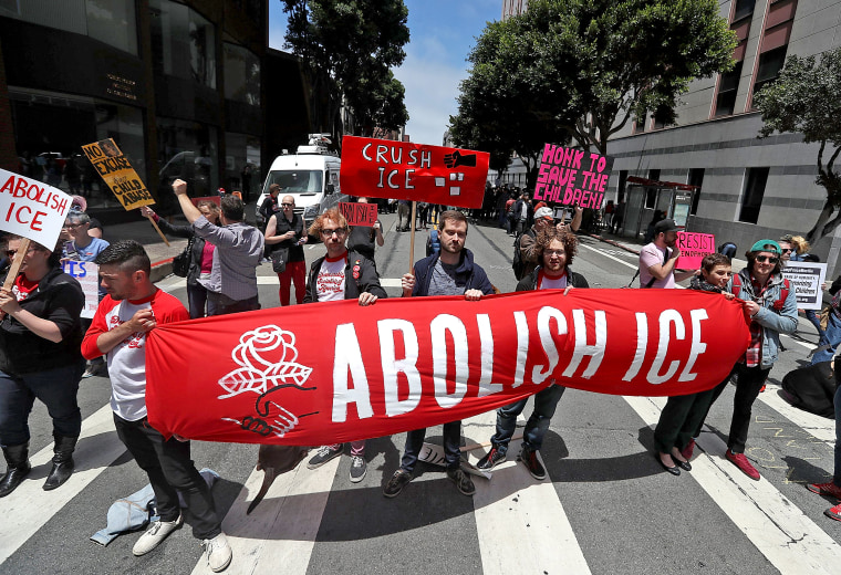 Image: Activists Demonstrate Against Trump Administration's Zero Tolerance Policy With Separation Of Immigrant Families