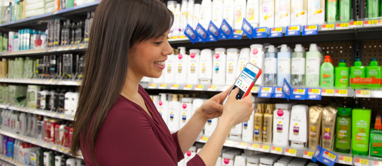 Image: New shopping experiences for Walmart customers