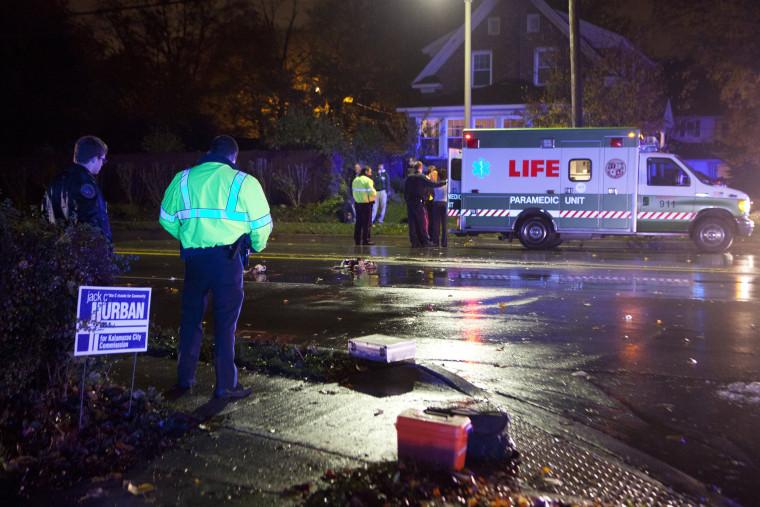 Image: Halloween Traffic Death