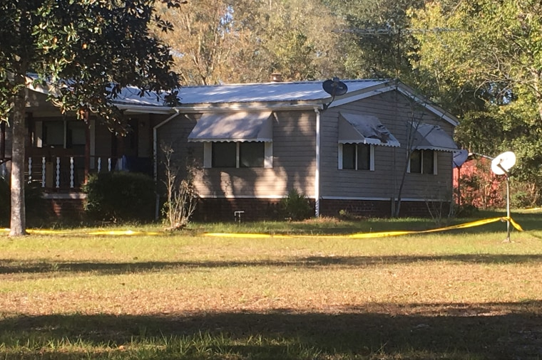 Multiple people are dead at a home in St. George, Georgia.
