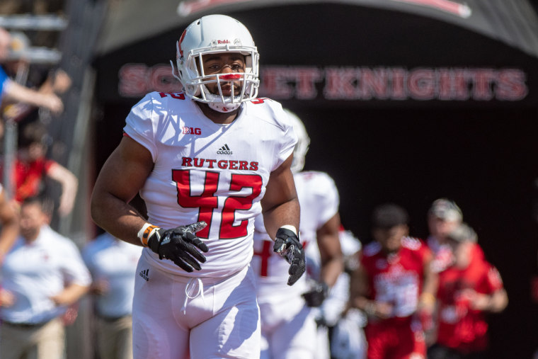 rutgers football player izaia bullock charged with conspiring to