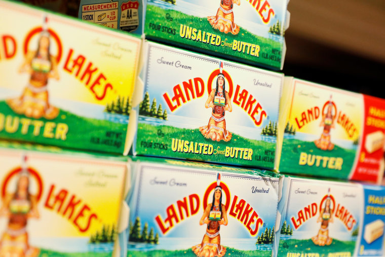 Land O'Lakes butter