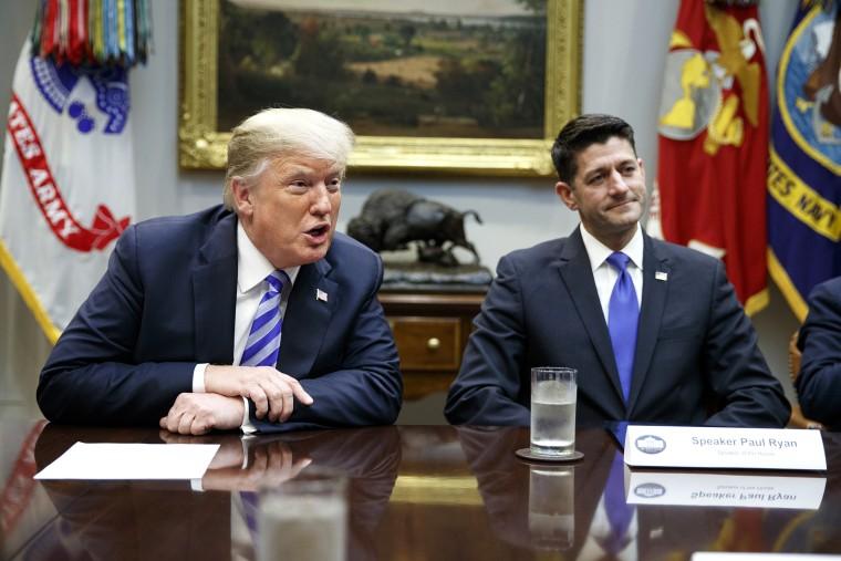 Donald Trump,Paul Ryan