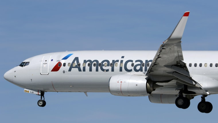 Image: American Airlines, Boeing 737