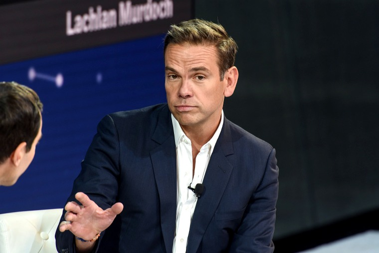 Image: Business, Tech And Media Luminaries Attend New York Times DealBook Conference