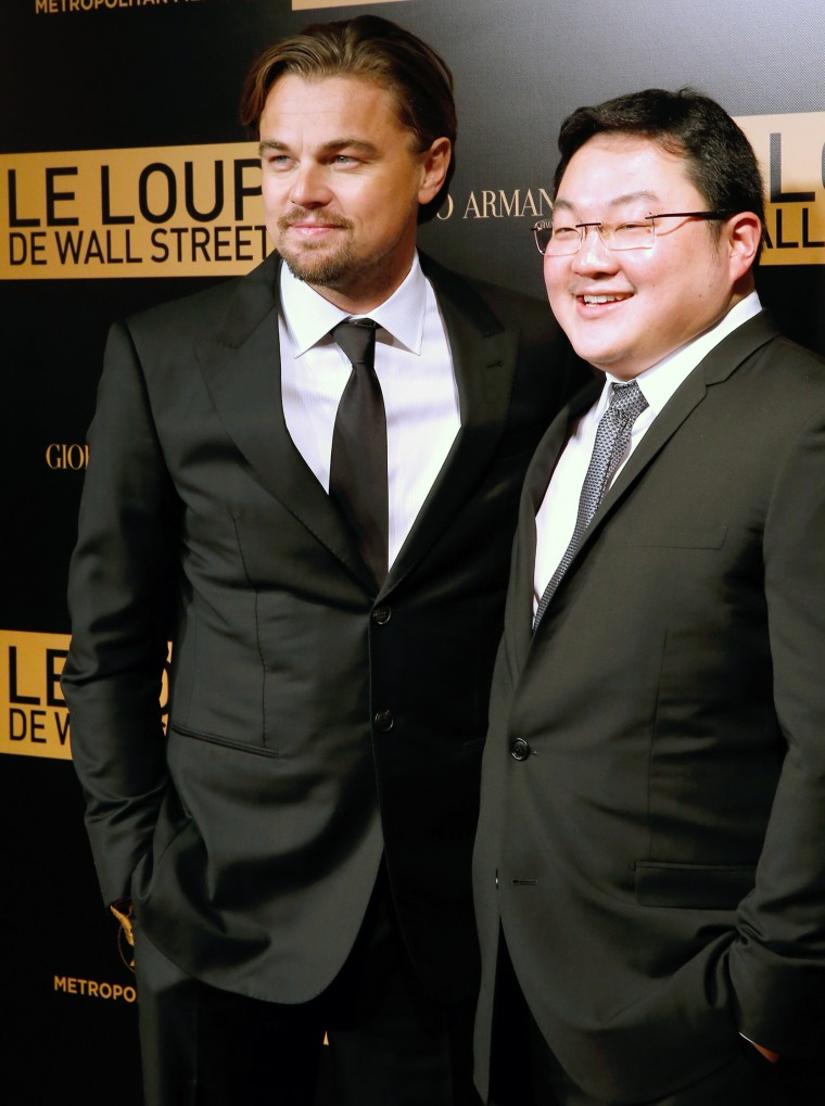'The Wolf of Wall Street' : Photocall At Cinema Gaumont Opera Capucines