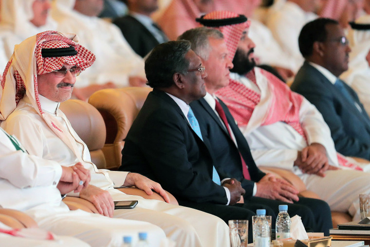 Saudi investment conference opens in Riyadh amid Khashoggi disappearance crisis