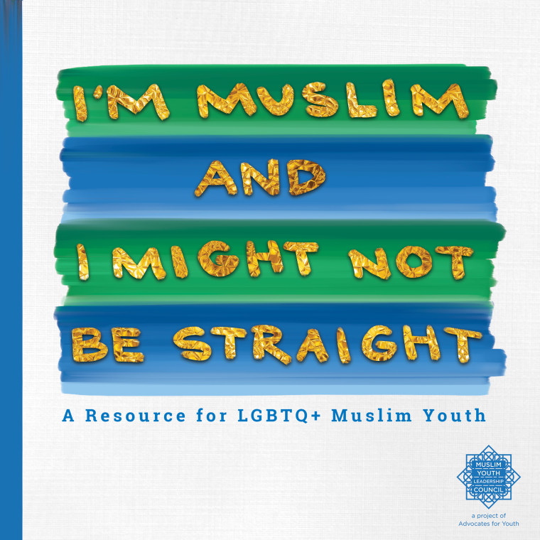 Image: I'm Muslim and I Might Not Be Straight
