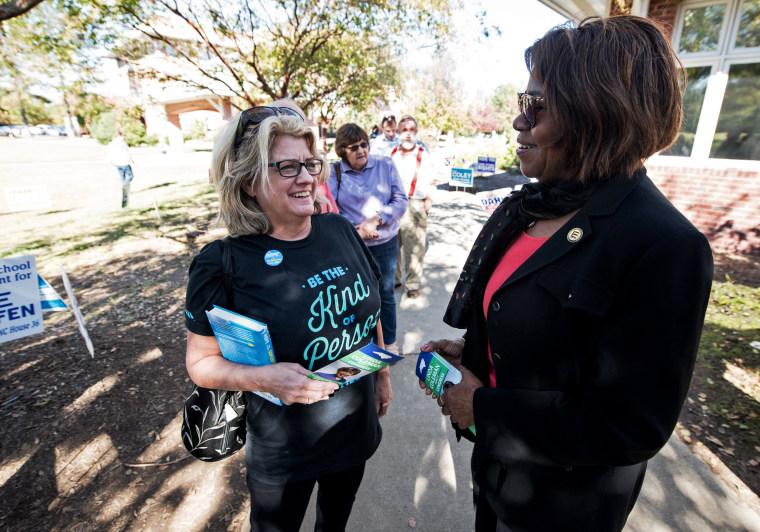Image: Kathy Ammon and Linda Coleman