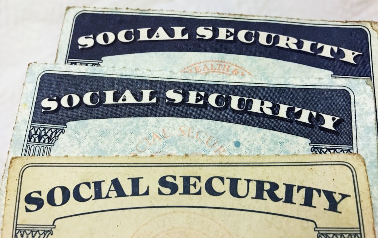 Image: Social Security card