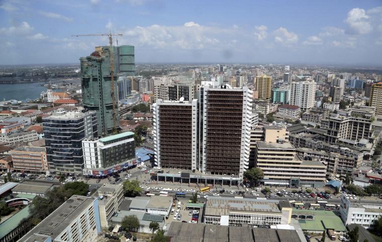 Image: Dar es Salaam