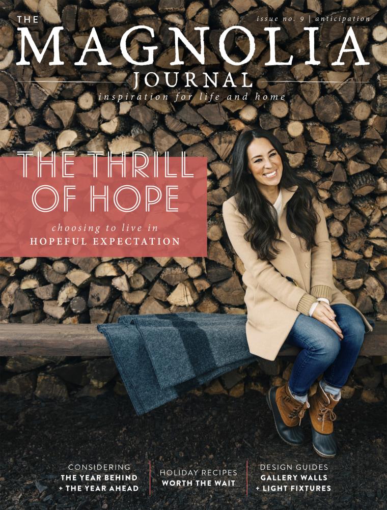 Joanna Gaines Christmas story