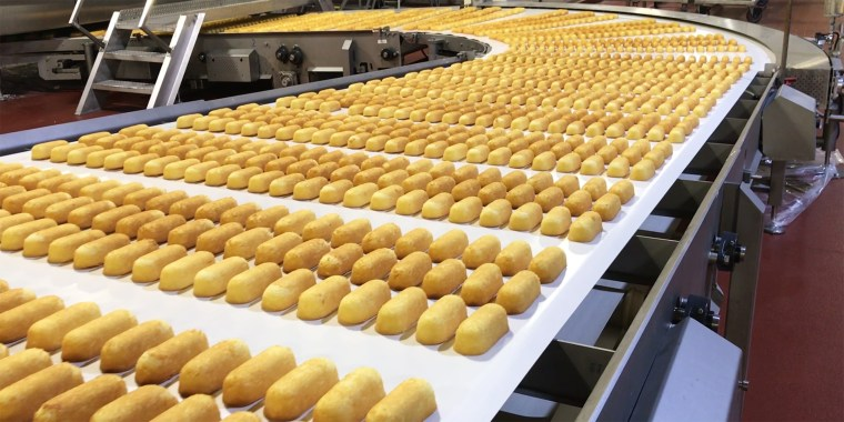 The Follow - How Twinkies are made