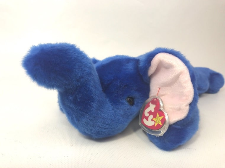 Is your Beanie Baby collection actually worth a lot of money