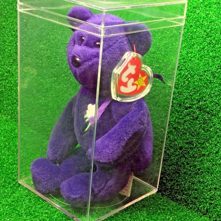 Is your Beanie Baby collection actually worth a lot of money now?