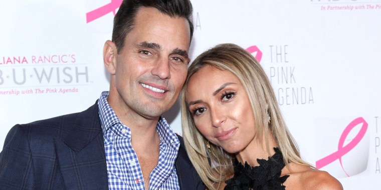 Bill Rancic and Giuliana Rancic