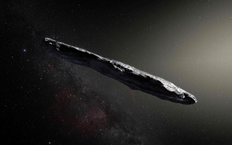 Scientists say mysterious 'Oumuamua object could be an alien spacecraft