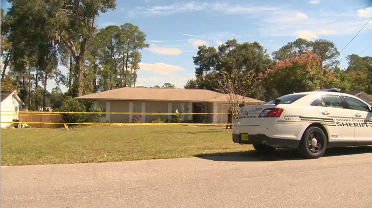 Image: DeBary Florida teen kills mother